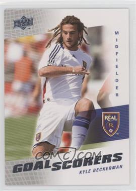 2008 Upper Deck MLS - Goal Scorers #GS-26 - Kyle Beckerman