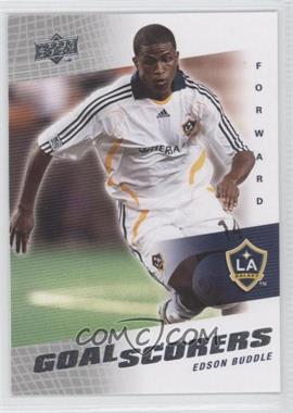 2008 Upper Deck MLS - Goal Scorers #GS-30 - Edson Buddle