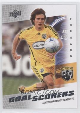 2008 Upper Deck MLS - Goal Scorers #GS-6 - Guillermo Barros Schelotto