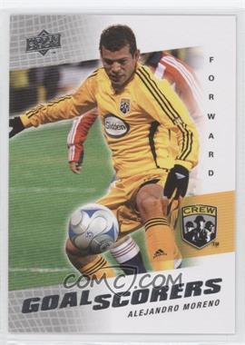 2008 Upper Deck MLS - Goal Scorers #GS-7 - Alejandro Moreno