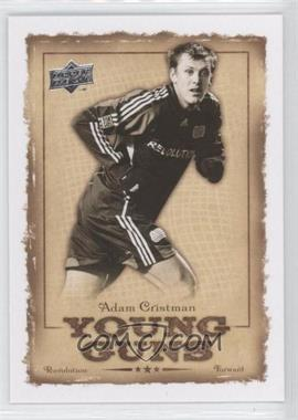 2008 Upper Deck MLS - Young Guns #YG-7 - Adam Cristman