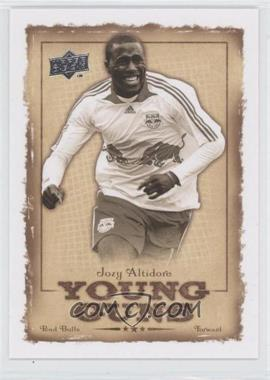 2008 Upper Deck MLS - Young Guns #YG-8 - Jozy Altidore