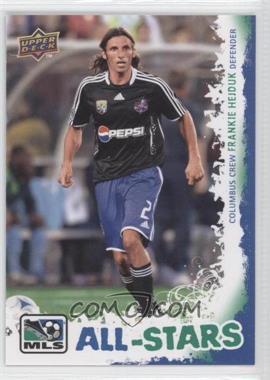 2009 Upper Deck MLS - All-Stars #AS-5 - Frankie Hejduk