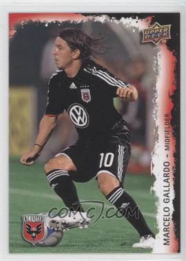 2009 Upper Deck MLS - [Base] #133 - Marcelo Gallardo
