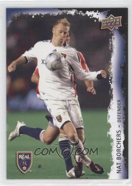 2009 Upper Deck MLS - [Base] #145 - Nat Borchers