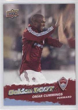 2009 Upper Deck MLS - Golden Boot #GB-18 - Omar Cummings