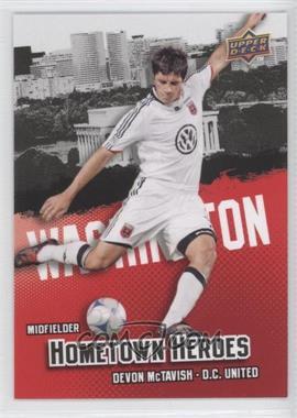 2009 Upper Deck MLS - Hometown Heroes #HH-5 - Devon McTavish