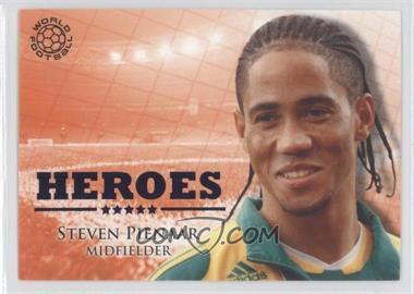 2010 Futera World Football Unique - Heroes #HER88 - Steven Pienaar
