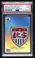 United States (Emblem) [PSA9MINT]