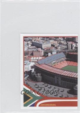 2010 Panini FIFA World Cup South Africa Album Stickers - [Base] #10 - Johannesburg