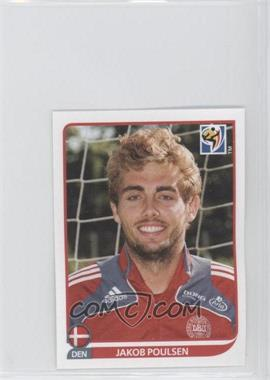 2010 Panini FIFA World Cup South Africa Album Stickers - [Base] #364 - Jakob Poulsen