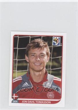 2010 Panini FIFA World Cup South Africa Album Stickers - [Base] #371 - Jon Dahl Tomasson
