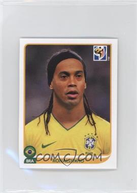 2010 Panini FIFA World Cup South Africa Album Stickers - [Base] #500 - Ronaldinho
