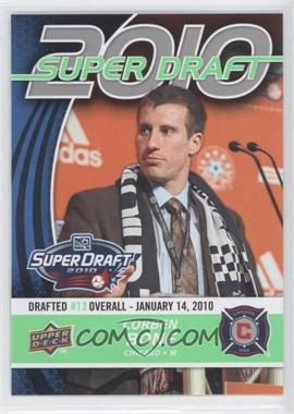 2010 Upper Deck - [Base] #188 - Corben Bone