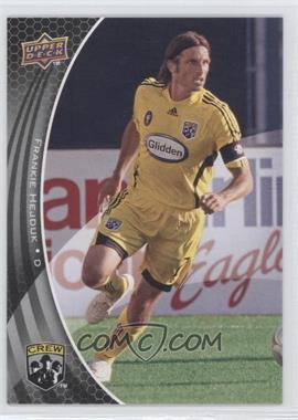 2010 Upper Deck - [Base] #40 - Frankie Hejduk