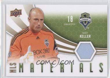 2010 Upper Deck - MLS Materials #M-KK - Kasey Keller
