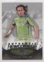Mauro Rosales [Noted] #/499