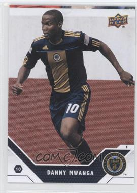 2011 Upper Deck MLS - [Base] #117 - Danny Mwanga