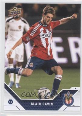 2011 Upper Deck MLS - [Base] #12 - Blair Gavin