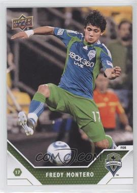 2011 Upper Deck MLS - [Base] #149 - Fredy Montero