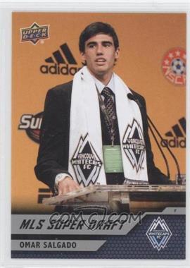 2011 Upper Deck MLS - [Base] #176 - Omar Salgado