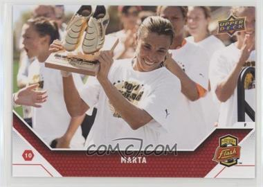 2011 Upper Deck MLS - [Base] #190 - Marta