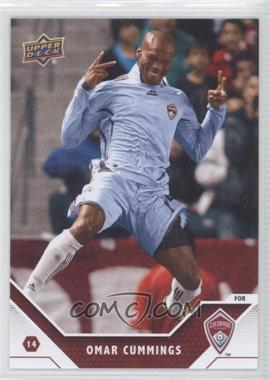 2011 Upper Deck MLS - [Base] #22 - Omar Cummings
