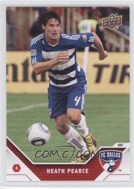 2011 Upper Deck MLS - [Base] #57 - Heath Pearce