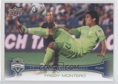 2012 Upper Deck MLS - [Base] #116 - Fredy Montero