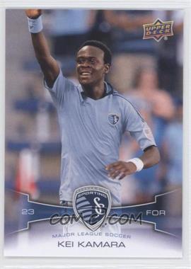 2012 Upper Deck MLS - [Base] #126 - Kei Kamara