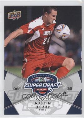 2012 Upper Deck MLS - [Base] #189 - Austin Berry