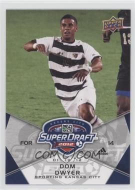 2012 Upper Deck MLS - [Base] #196 - Dom Dwyer