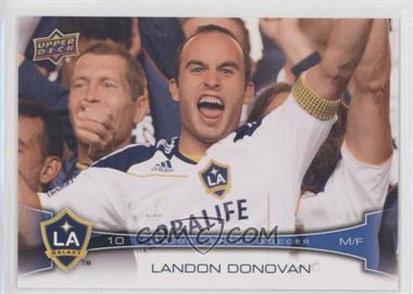 2012 Upper Deck MLS - [Base] #64 - Landon Donovan