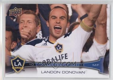 2012 Upper Deck MLS - [Base] #64 - Landon Donovan