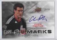 Chris Pontius /35