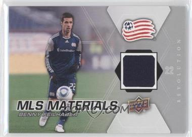 2012 Upper Deck MLS - Materials #M-BF - Benny Feilhaber