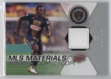 2012 Upper Deck MLS - Materials #M-FA - Freddy Adu