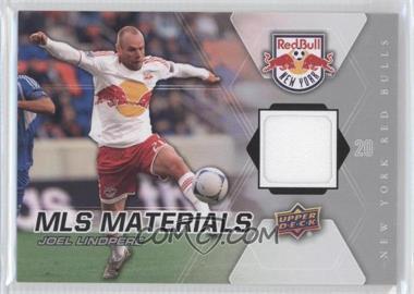 2012 Upper Deck MLS - Materials #M-JL - Joel Lindpere