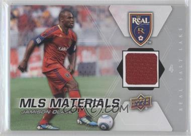 2012 Upper Deck MLS - Materials #M-JO - Jamison Olave