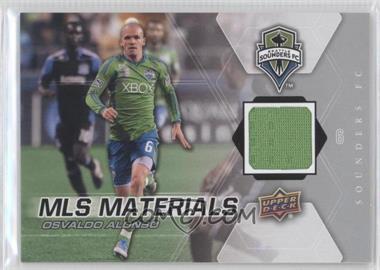 2012 Upper Deck MLS - Materials #M-OA - Osvaldo Alonso