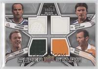 Landon Donovan, Jack Jewsbury, David Beckham, Brad Davis /50