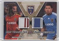Nick Rimando, Kyle Beckerman /25