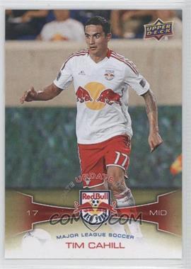 2012 Upper Deck MLS - Update #U12 - Tim Cahill