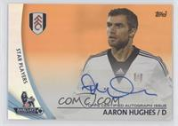 Aaron Hughes #/25