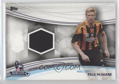 2013 Topps English Premier Gold - Jersey Relics #JR-PM - Paul McShane