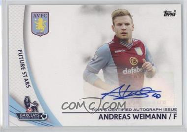 2013 Topps English Premier Gold - Star Players #SP-AW - Andreas Weimann