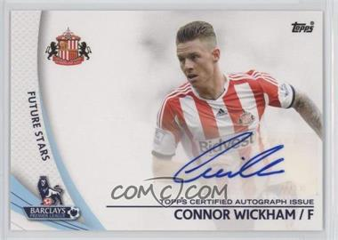 2013 Topps English Premier Gold - Star Players #SP-CW - Connor Wickham