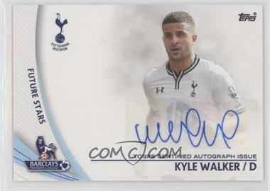 2013 Topps English Premier Gold - Star Players #SP-KW - Kyle Walker