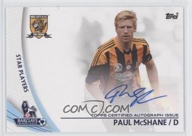 2013 Topps English Premier Gold - Star Players #SP-PM - Paul McShane