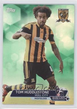 2013 Topps English Premier League - [Base] - Green #137 - Tom Huddlestone /99
